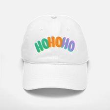 Ho Ho Ho Baseball Baseball Baseball Cap