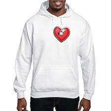 LOVE--W Hoodie Sweatshirt