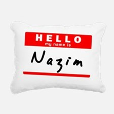Nazim Rectangular Canvas Pillow