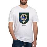 Barclay Clan Crest Tartan Fitted T-Shirt