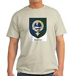 Barclay Clan Crest Tartan Light T-Shirt