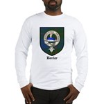 Barclay Clan Crest Tartan Long Sleeve T-Shirt