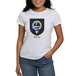Barclay Clan Crest Tartan Women's T-Shirt