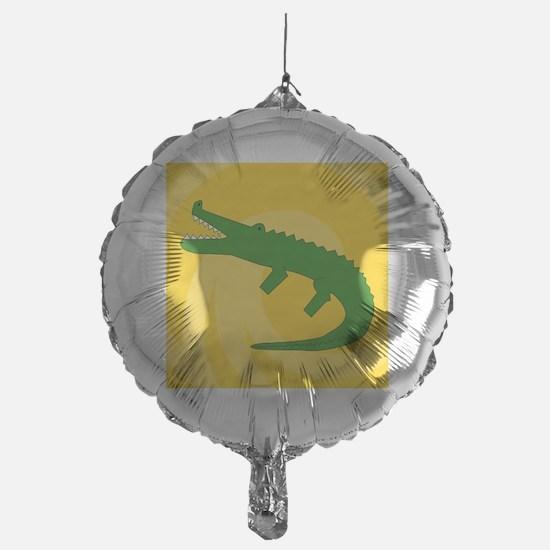 Alligator-Shower Balloon