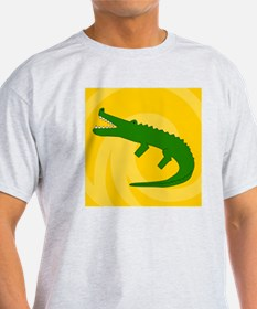 Alligator-Shower T-Shirt