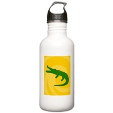 Alligator-Twin Water Bottle
