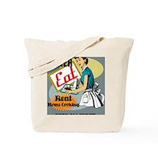 mOMS-DINER-9X12-framed-print-temp Tote Bag