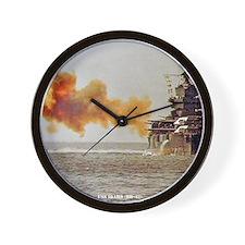 idaho framed panel print Wall Clock