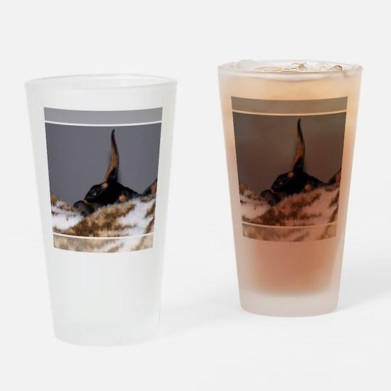 Resting Drinking Glass