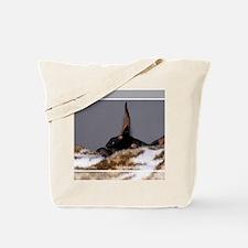 Resting Tote Bag
