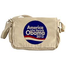 Obama 2012 Messenger Bag