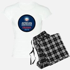 African Americans for Obama Pajamas