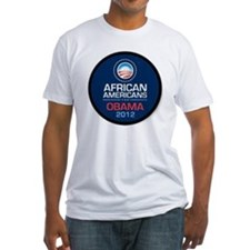 African Americans for Obama Shirt