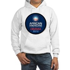 African Americans for Obama Hoodie