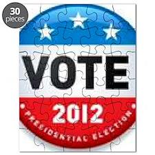 Vote 2012 Puzzle