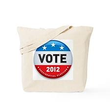 Vote 2012 Tote Bag