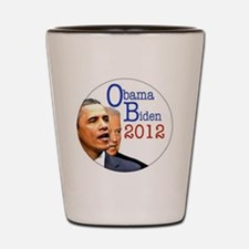 obama biden Shot Glass