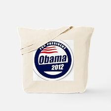 Vote for obama Tote Bag