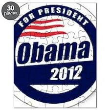 Vote for obama Puzzle
