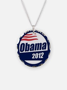 Vote for obama Necklace