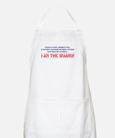 I Am The Guard! BBQ Apron