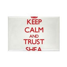 Keep Calm and TRUST Shea Magnets