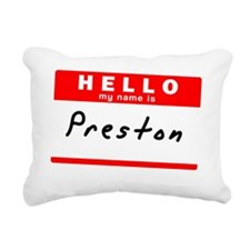 Preston Rectangular Canvas Pillow