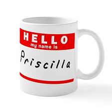 Priscilla Mug
