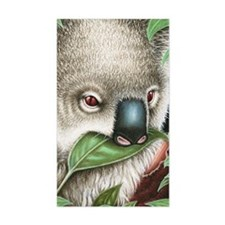 Koala Munching (iphone case 1) Decal