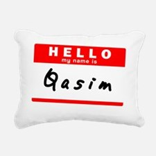 Qasim Rectangular Canvas Pillow