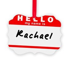 Rachael Ornament