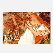 MuchaSpring7100 Postcards (Package of 8)
