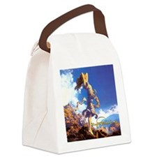 ParrishEcstasy7100 Canvas Lunch Bag