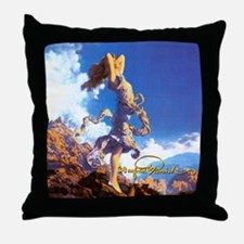ParrishEcstasy7100 Throw Pillow