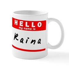 Raina Mug