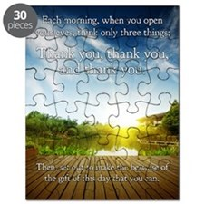 thank you than you thank you Puzzle