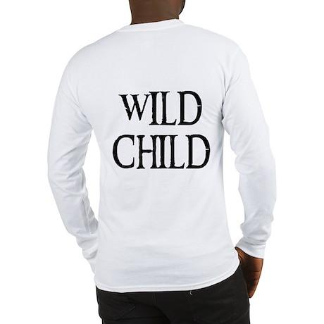 WILD CHILD Long Sleeve T-Shirt