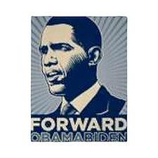 Obama Forward Twin Duvet
