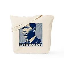 Obama Forward Tote Bag
