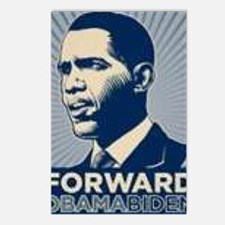 Obama Forward Postcards (Package of 8)