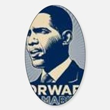 Obama Forward Decal