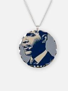 Obama Forward Necklace