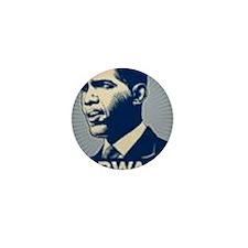 Obama Forward Mini Button