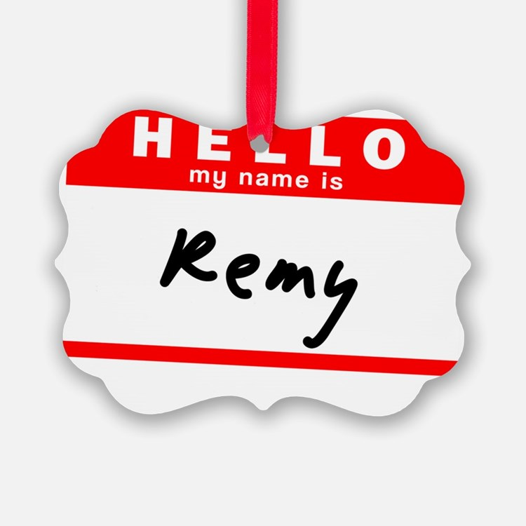 Remy Ornament