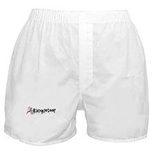 Racquetball Racqueteer, Boxer Shorts