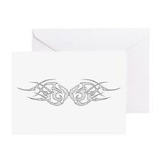 Webbed Butterfly Greeting Cards (Pk of 10)