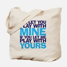playmine copy Tote Bag
