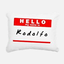 Rodolfo Rectangular Canvas Pillow