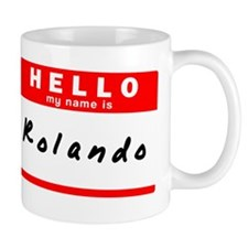 Rolando Mug