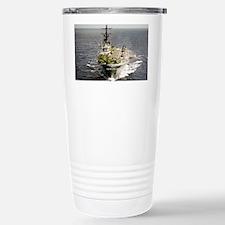 iwo jima lph large framed print Travel Mug